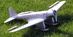 Northrop Gamma - Sport scale American racer Model Airplane Kit